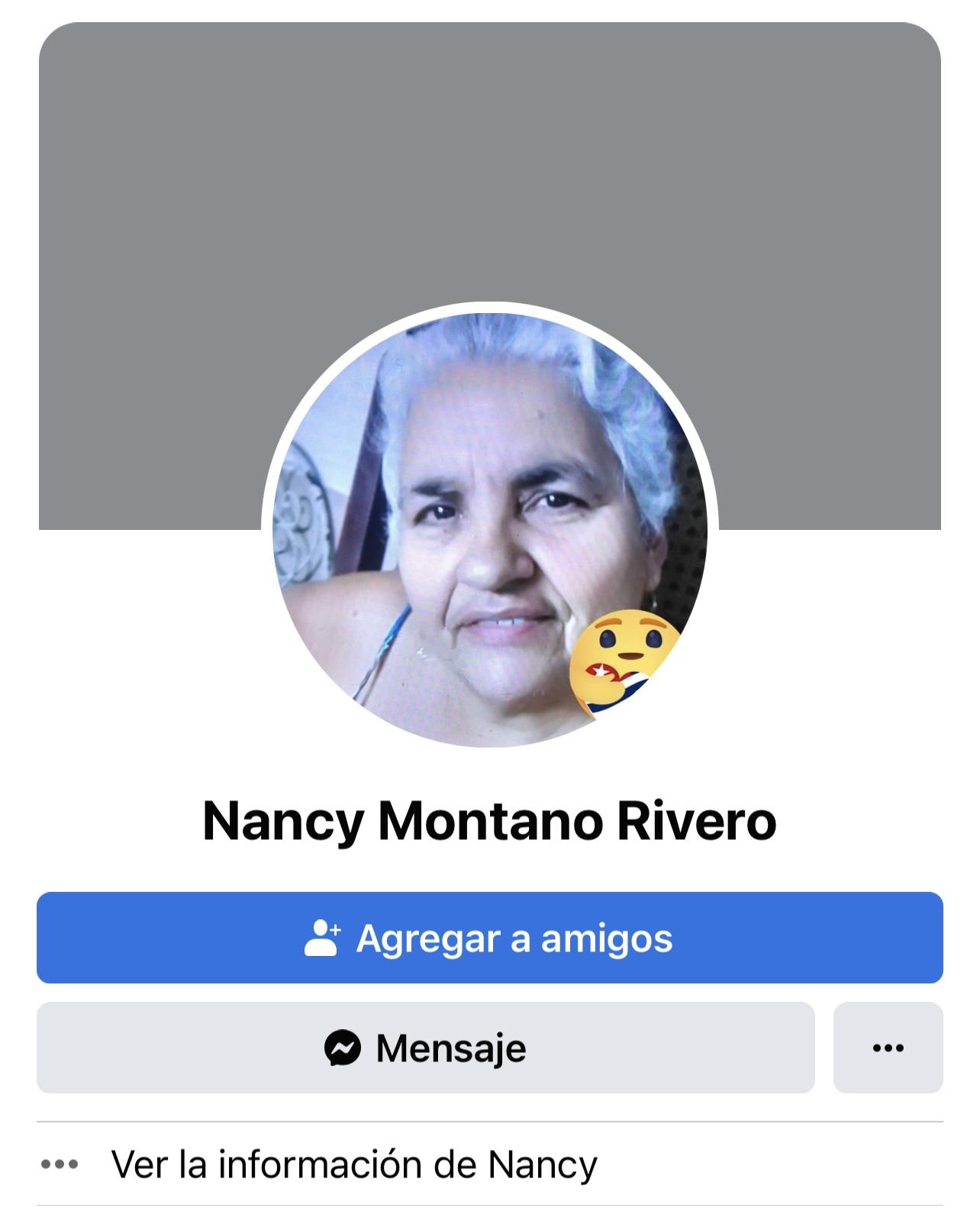 Nancy Montano Rivero