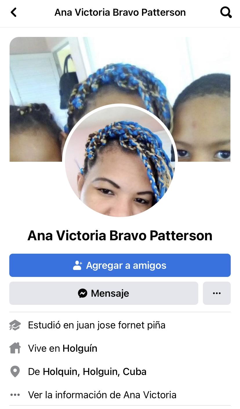 Ana Victoria Bravo Patterson