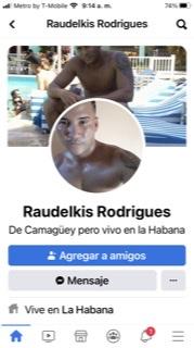 Raudelkis Rodrigues