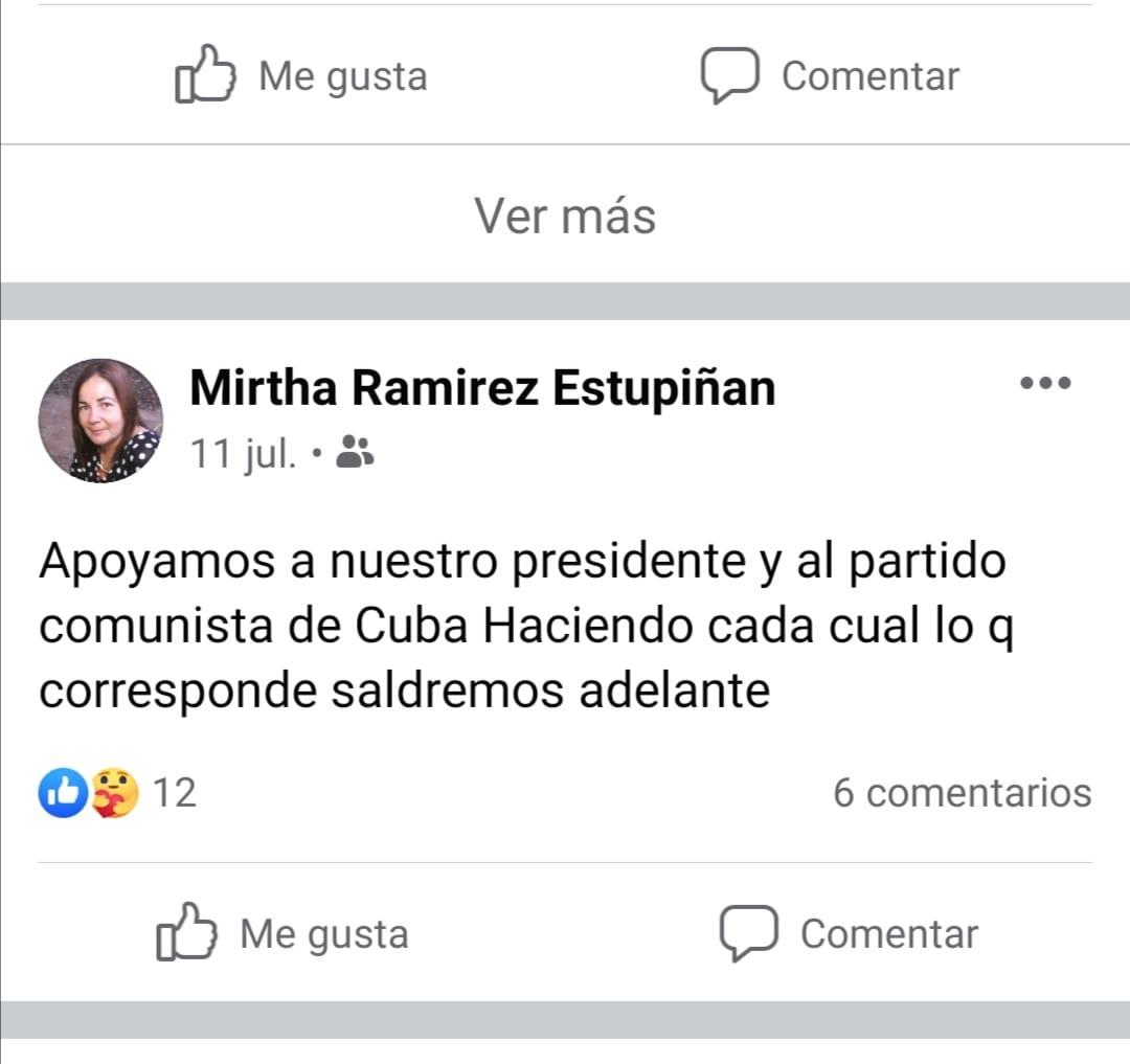 Mirtha Ramírez Estupiñan