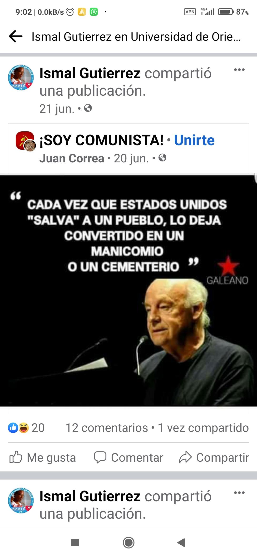 Ismal Gutiérrez