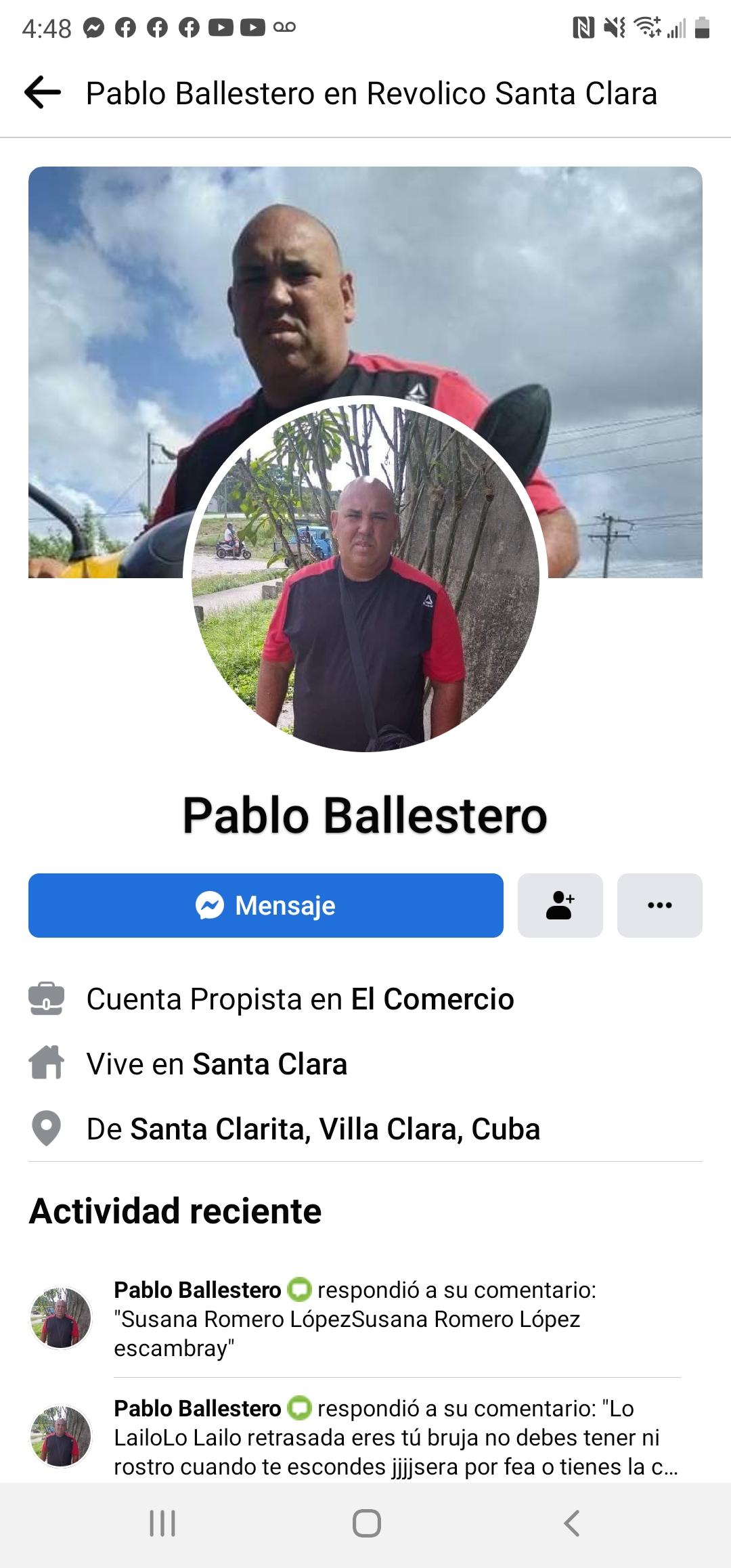 Pablo Ballestero