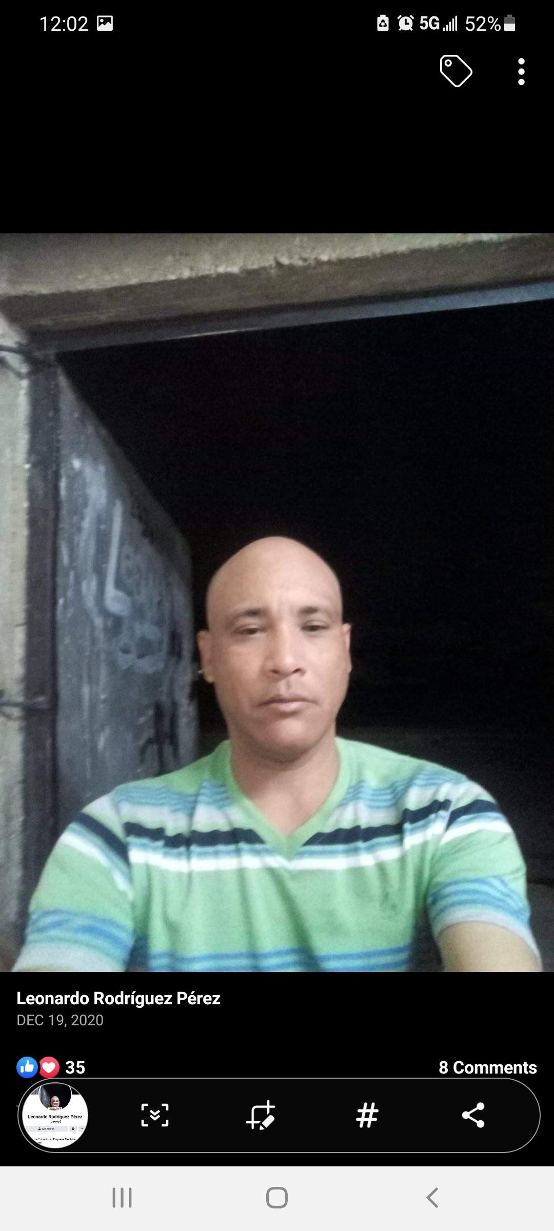 Leonardo Rodriguez Perez