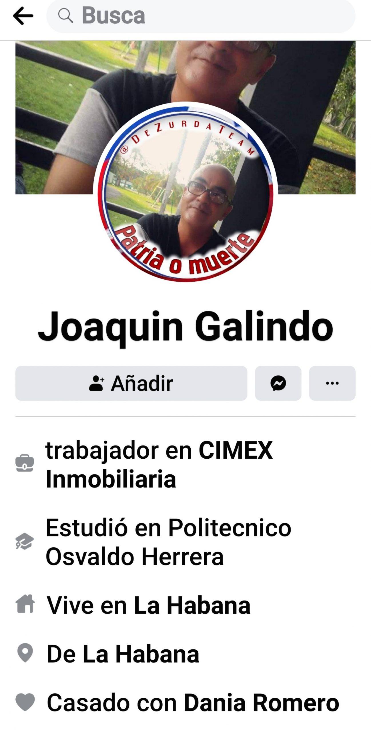 Joaquin Galindo