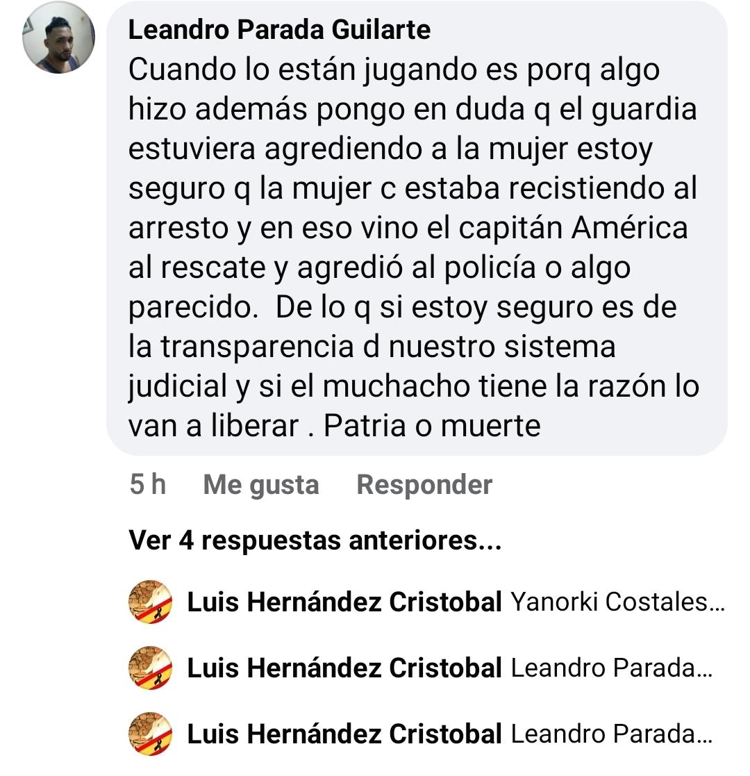 Leandro Parada Guilarte