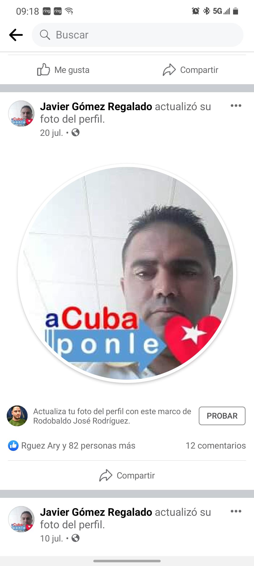 Javier Gomez Regalado
