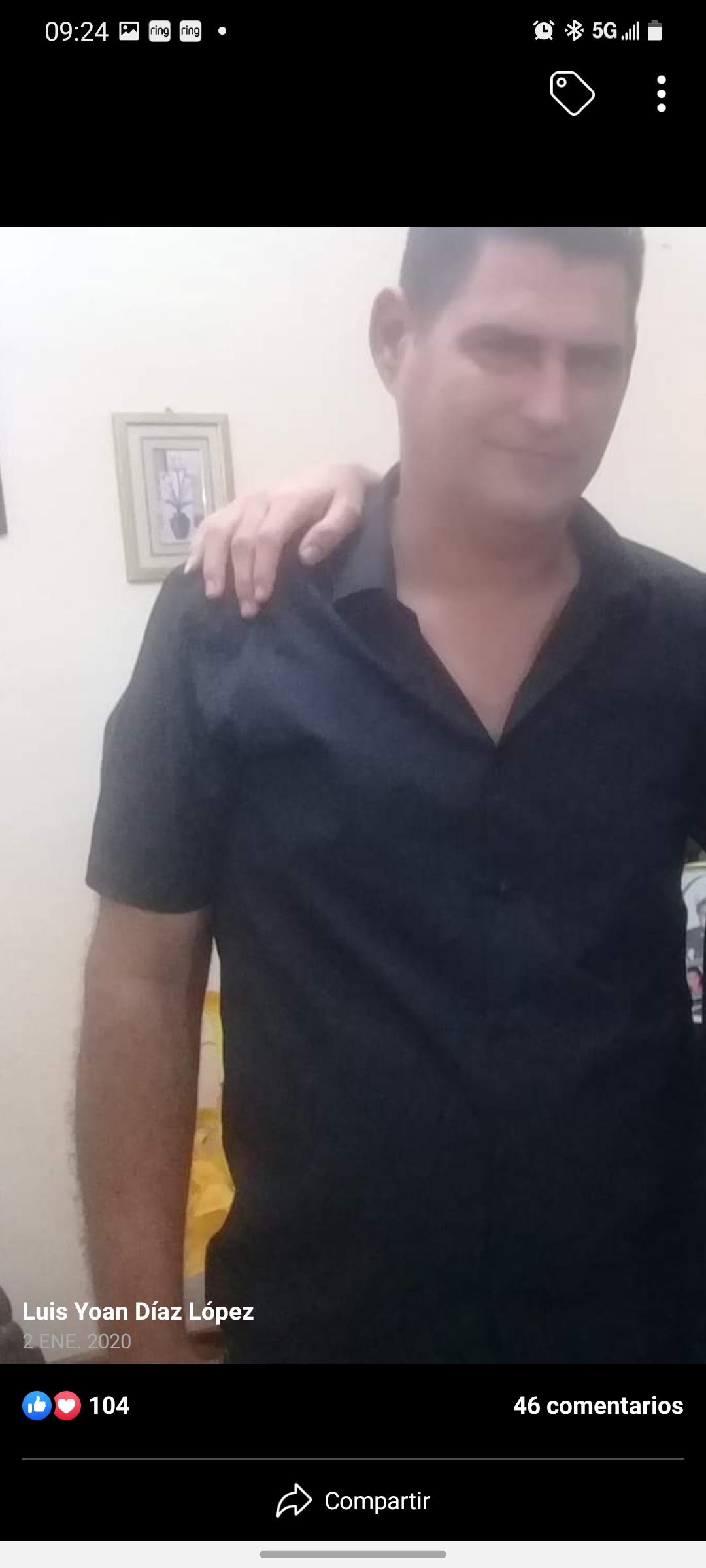 Luis Yoan Diaz Lopez