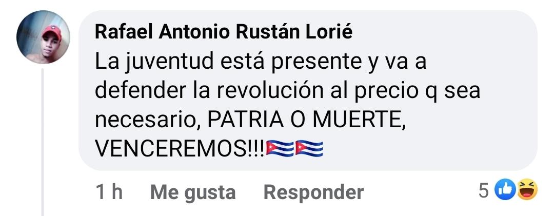 Rafael Antonio Rustan Lorie