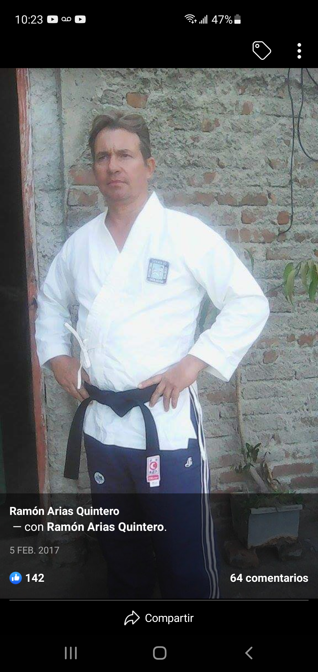 Ramón Arias Quintero