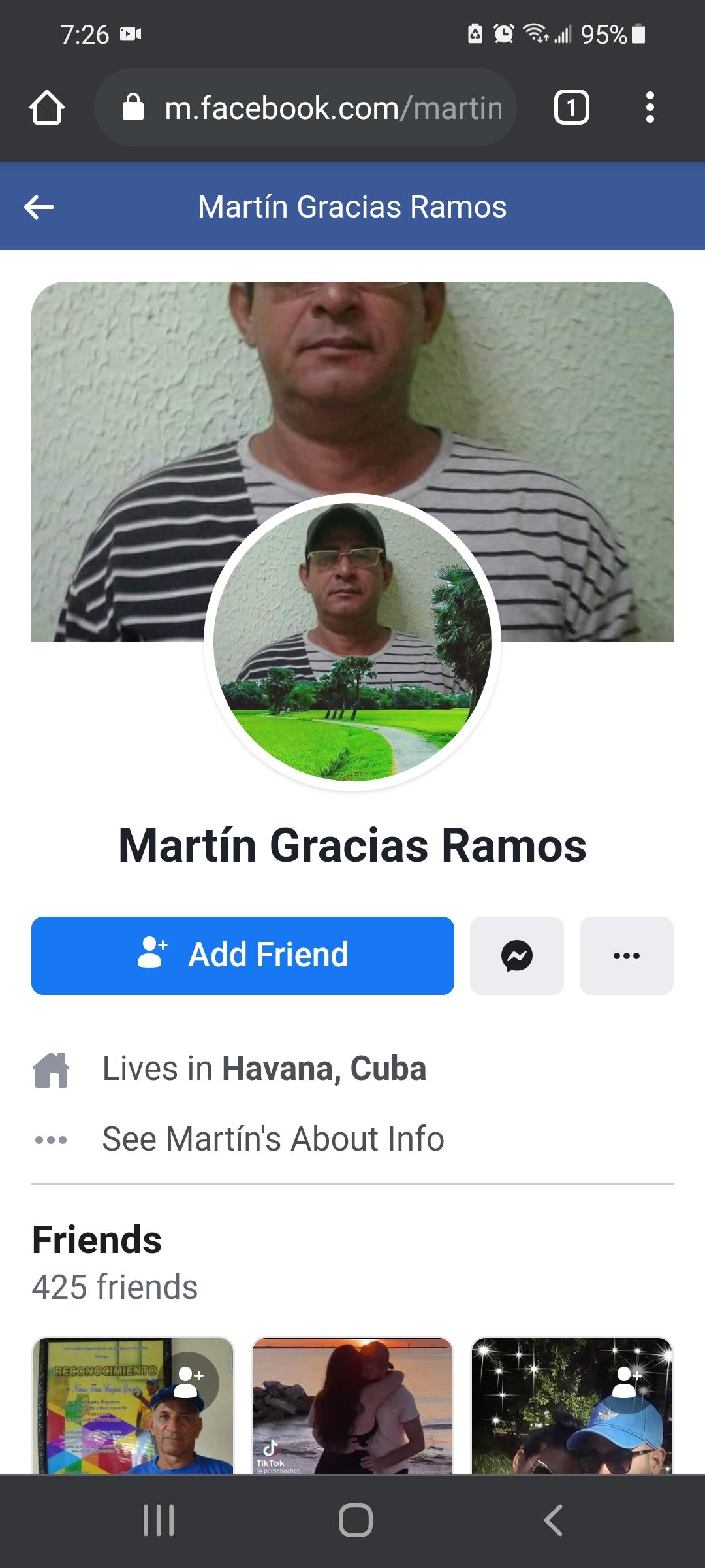 MARTIN GRACIAS RAMOS