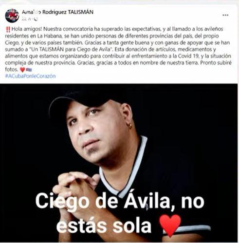 Rodriguez Talisman