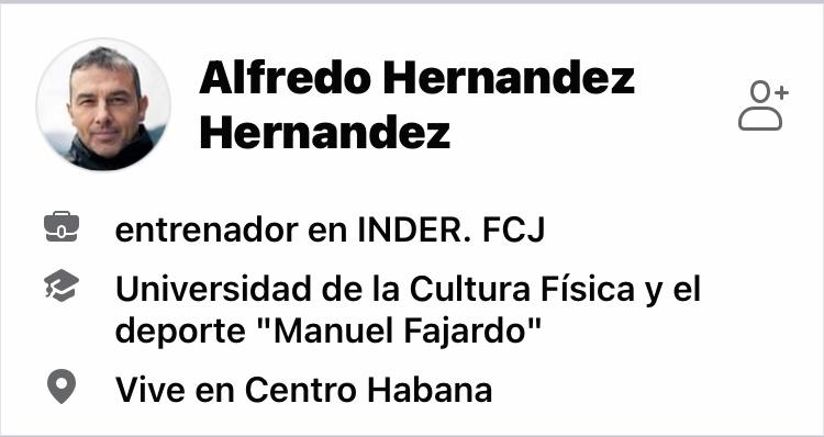 Alfredo Hernandez