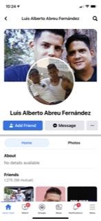 Luis Alberto Abreu Fernandez