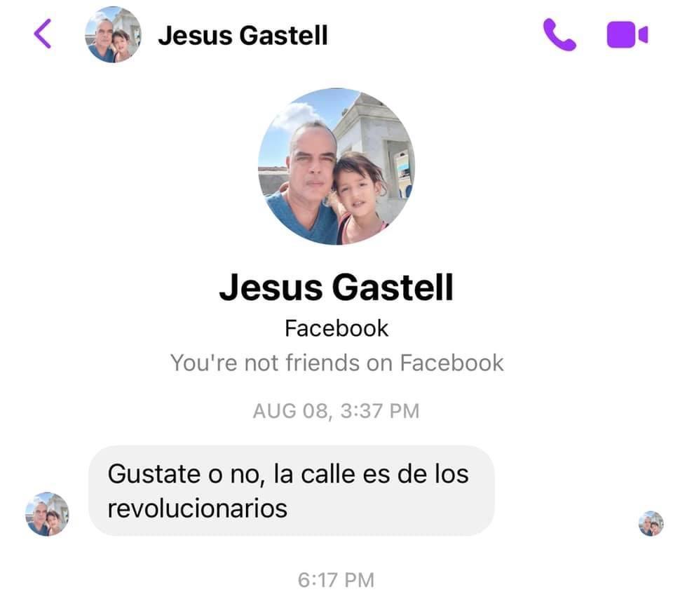 Jesus Gastell