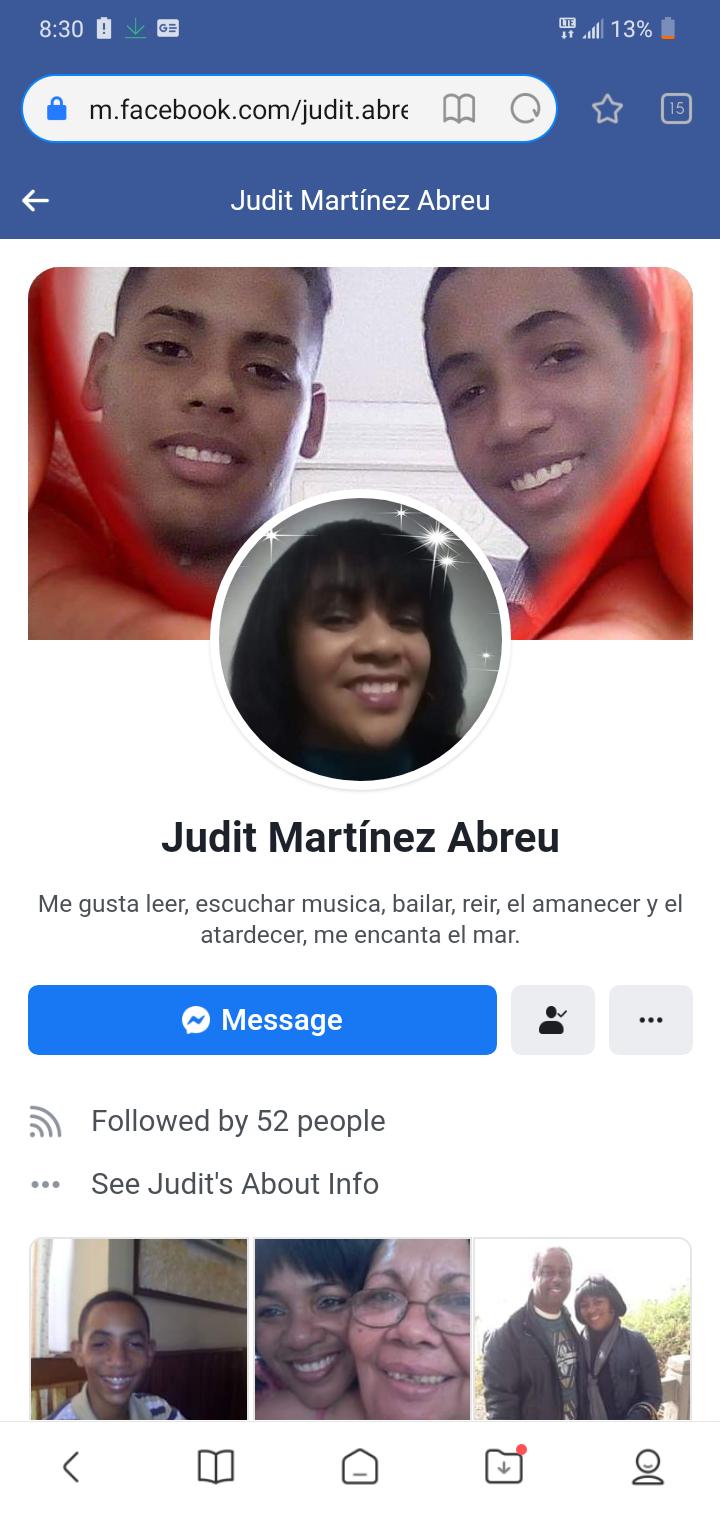 Judit Martinez Abreu