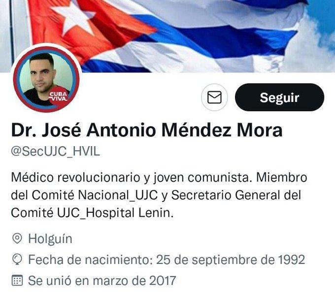 José Antonio Méndez Mora