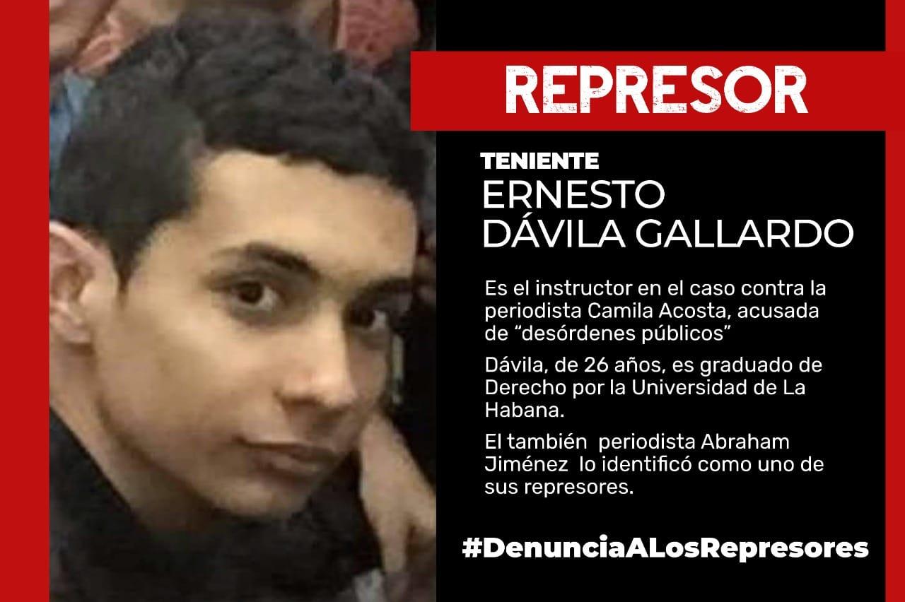 Ernesto Dávila Gallardo