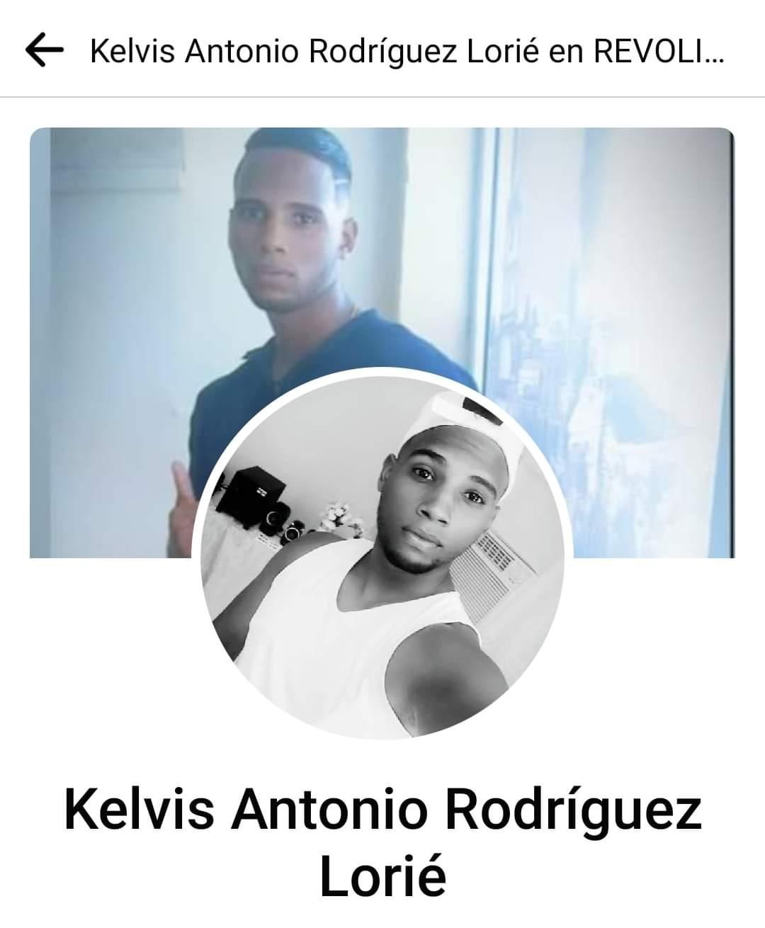 Kelvin Antonio Rodriguez