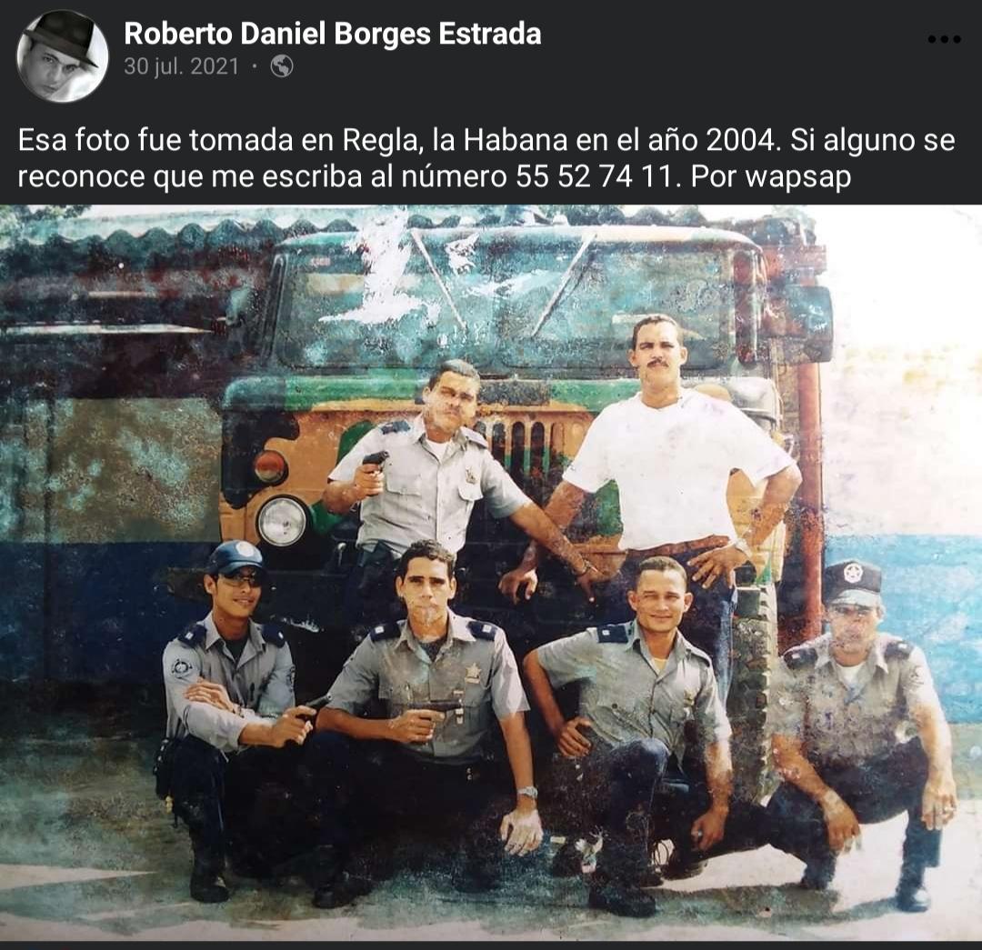 Roberto Daniel Borges Estrada
