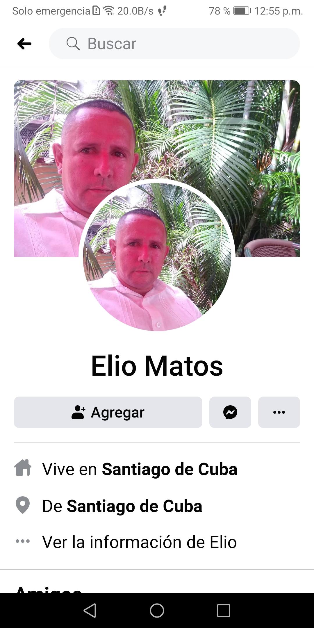 Elio Matos