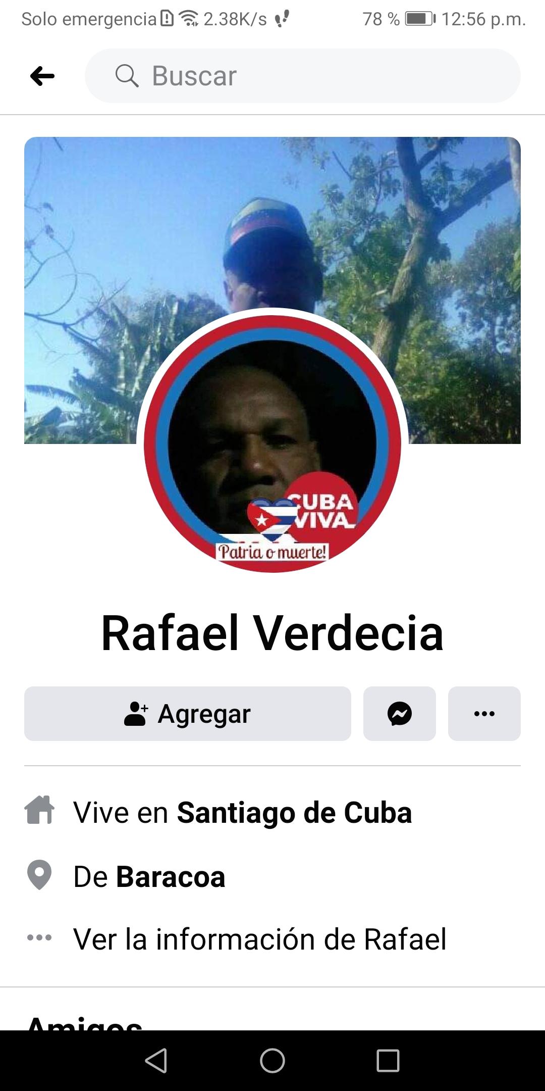 Rafael verdecia