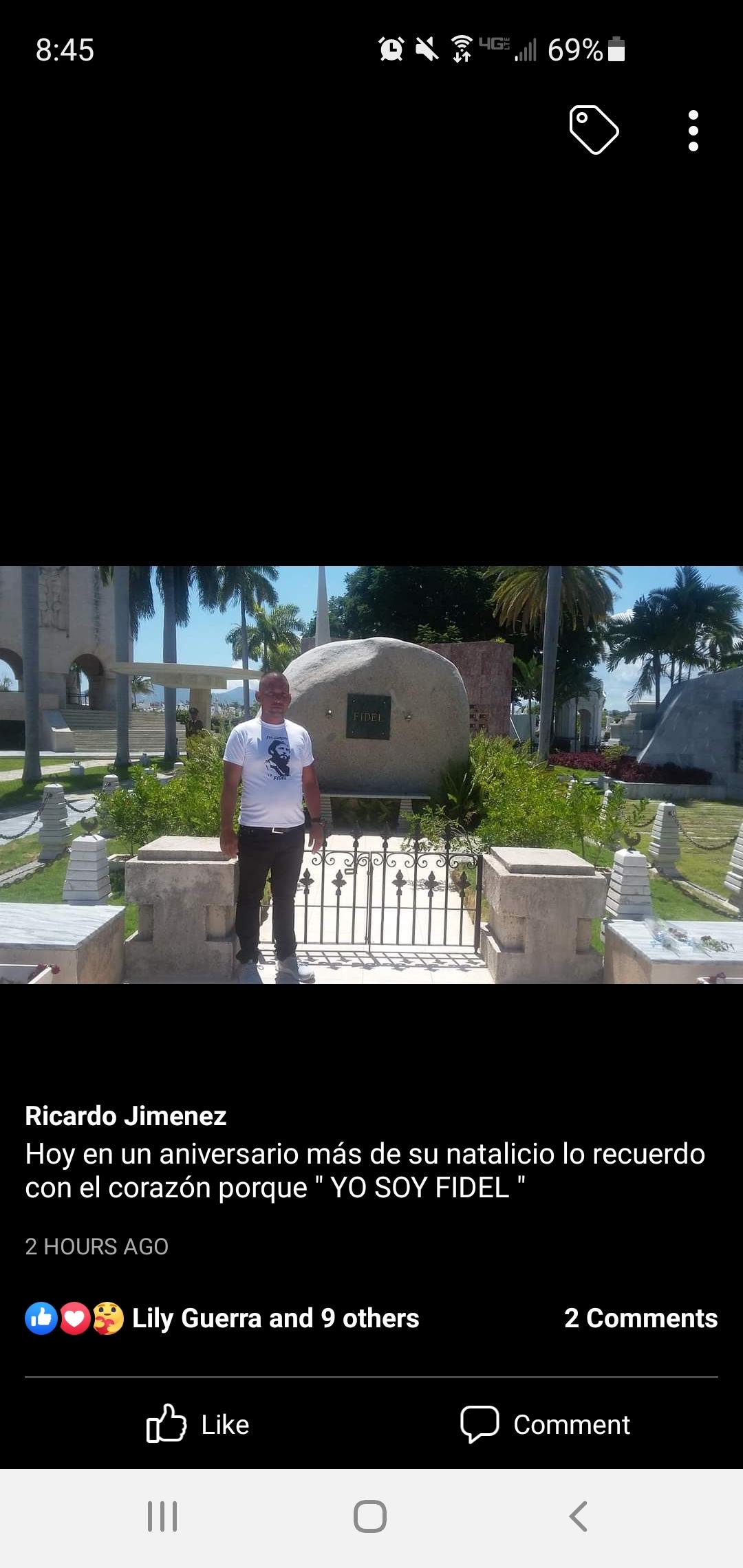 Ricardo Jimenez