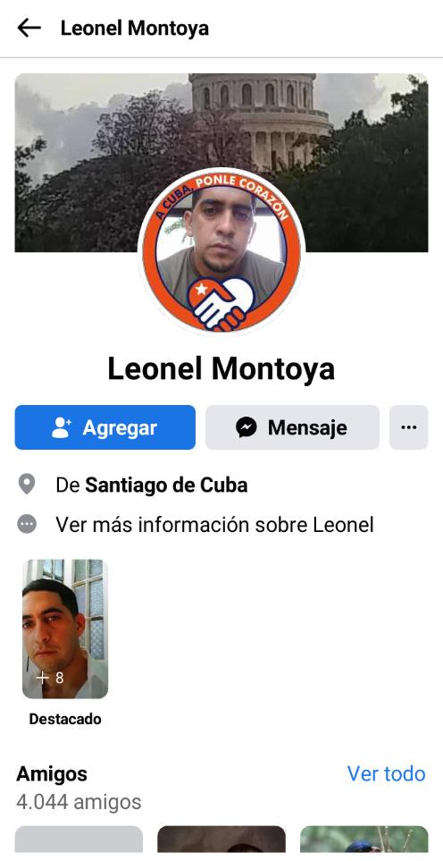 Leonel Montoya (Teniente Montoya)