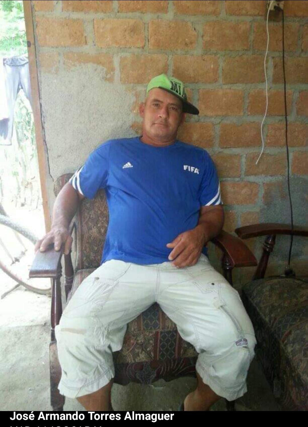( Mandy) José Armando Torres Almaguer