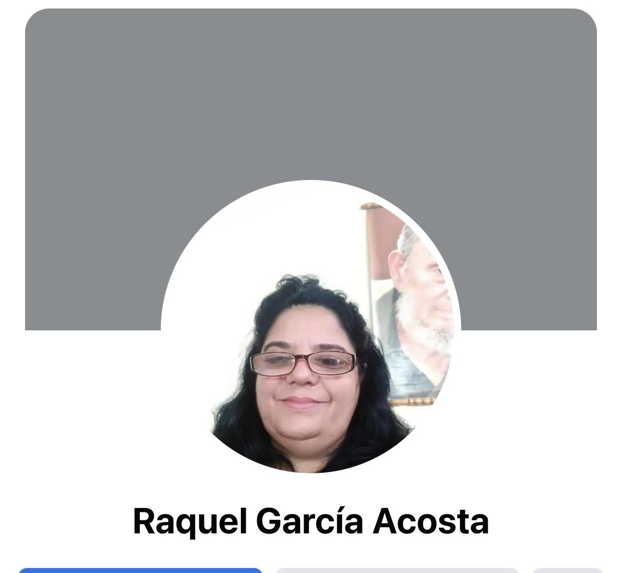 Raquel García Acosta