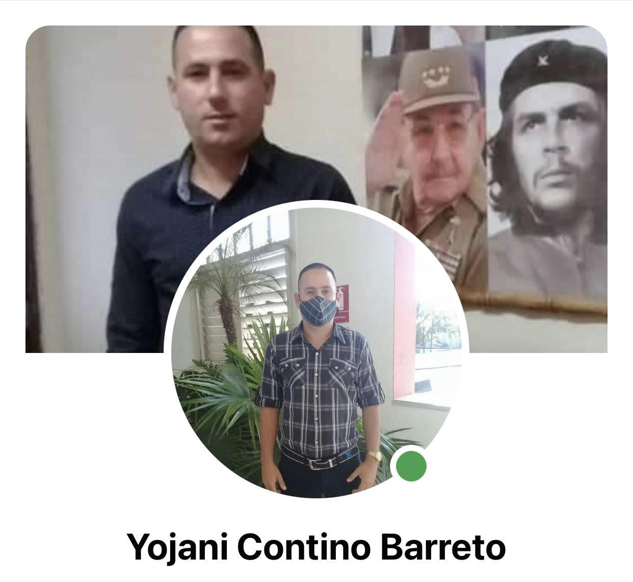 YOJANI CONTINO BARRETO